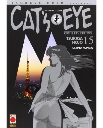 Cat's Eye complete edition 15 di Tsukasa Hojo NUOVO ed.Panini