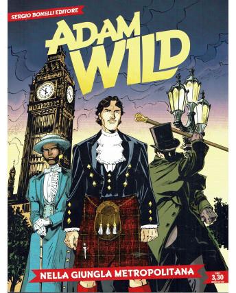 Adam Wild n.13 nella giungla metropolitana di Manfredi ed. Bonelli