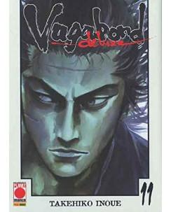 Vagabond Deluxe n.11 di Takehiko Inoue RISTAMPA ed.Planet Manga