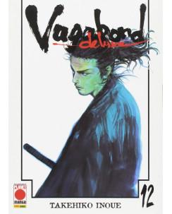 Vagabond Deluxe n.12 di Takehiko Inoue ed.Panini