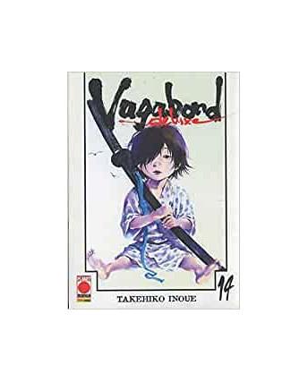 Vagabond Deluxe n.14 di Takehiko Inoue ed.Panini
