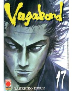 Vagabond n.17 di Takehiko Inoue ed. Panini