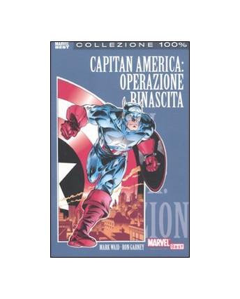 100% Marvel Best: Capitan America operazione rinascita ed.Panini SU07