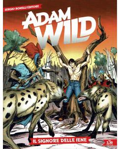 Adam Wild n. 8 il signore delle iene di Manfredi ed. Bonelli
