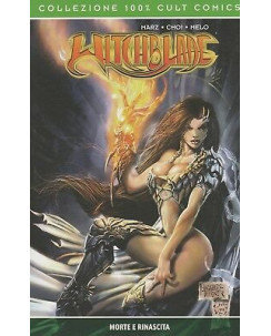 Collezione 100% Cult Comics : Witchblade Morte e rinascita ed.Panini SU12