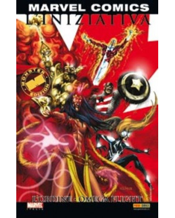 àthe Order Omega flight Monster Edition di Kitson ed.Panini SU10