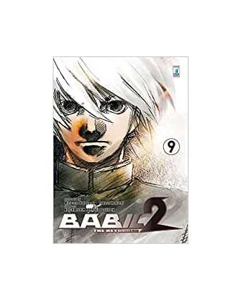 BABIL 2 the Returner  9 di Noguchi Yokoyama Ed.Star Comics NUOVO