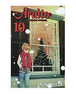 ARUITO Moving Forward 10 di N.Nanaji ed.Star Comics NUOVO