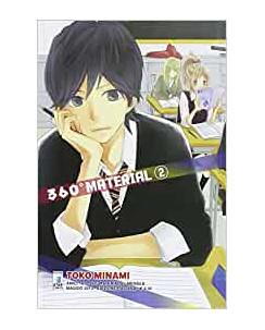 360 Material  2 di Toko Minami ed. Star Comics