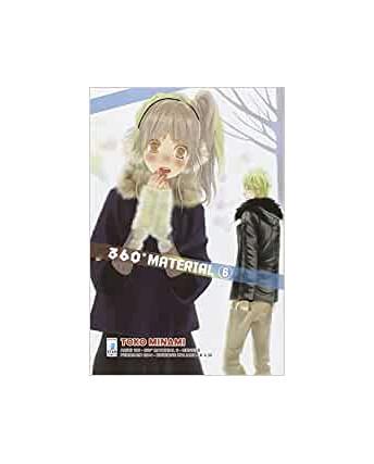 360 Material  6 di Toko Minami ed. Star Comics