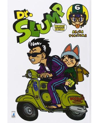 Dr.Slump  6 di Akira Toriyama PERFECT EDITION ed.Star Comics NUOVO