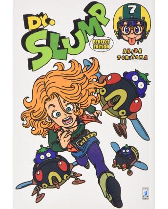 Dr.Slump  7 di Akira Toriyama PERFECT EDITION ed.Star Comics NUOVO