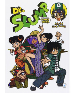 Dr.Slump  8 di Akira Toriyama PERFECT EDITION ed.Star Comics NUOVO