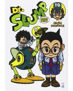 Dr.Slump 10 di Akira Toriyama PERFECT EDITION ed.Star Comics NUOVO
