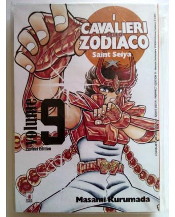 I Cavalieri dello Zodiaco Perfect Ed. n. 9 di Kurumada ed.Star Comics