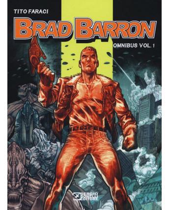 Brad Barron Omnibus  1 di Tito Faraci ed.Bonelli FU18