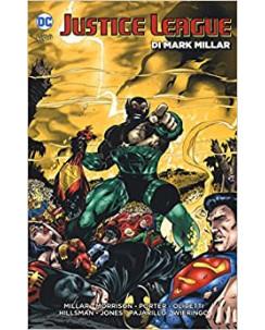 Dc Universe Library: Justice League di Millar e Morrison ed.LION NUOVO SU16