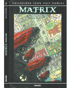 100% CULT COMICS Matrix 1/2 COMPLETA di Sienkiewicz ed.Panini SU15