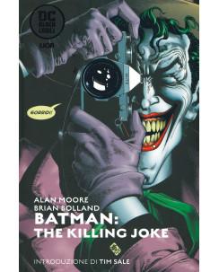 Dc Black Label : the Killing Joke di Alan Moore  ed.Lion CARTONATO FU18