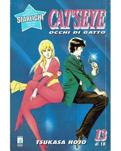 Cat's Eye - Occhi di Gatto  n.13 di Tsukasa Hojo ed. Star Comics