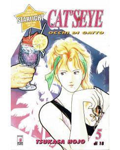 Cat's Eye - Occhi di Gatto  n. 5 di Tsukasa Hojo ed. Star Comics