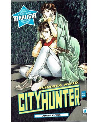 City Hunter n.37 di Tsukasa Hojo - 1a ed. Star Comics