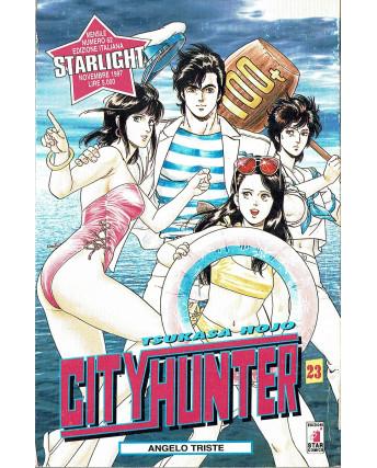 City Hunter n.23 di Tsukasa Hojo - 1a ed. Star Comics