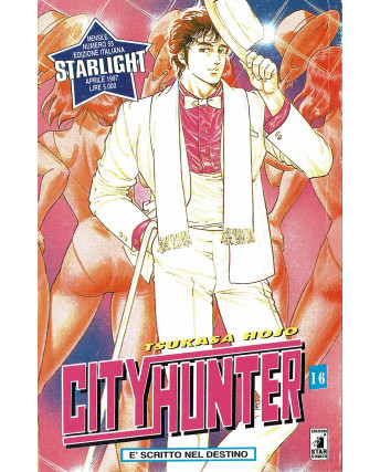 City Hunter n.16 di Tsukasa Hojo - 1a ed. Star Comics