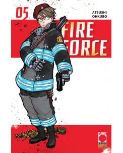 Fire Force  5 di Atsuhi Ohkubo RISTAMPA ed. PANINI
