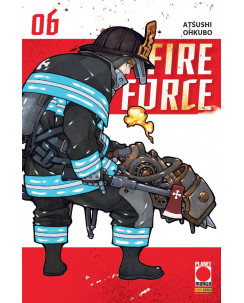 Fire Force  6 di Atsuhi Ohkubo RISTAMPA ed. PANINI