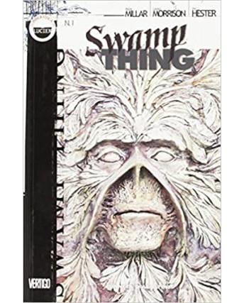Biblioteca Lucien 1:Swamp Thing di Millar Morrison ed.Planeta/Vertigo NUOVO SU21