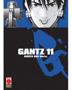 GANTZ 11 di Hiroya Oku Nuova Edizione ed.Panini