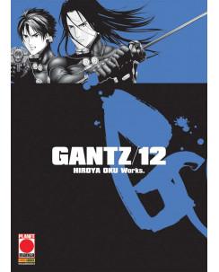 GANTZ 12 di Hiroya Oku Nuova Edizione ed.Panini