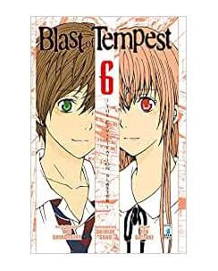 BLAST of Tempest  6 di Shirodaira e Sano ed.STAR COMICS NUOVO