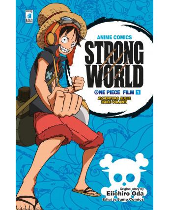 One Piece Film  1 Strong World  di Eiichiro Oda ed.Star Comics NUOVO
