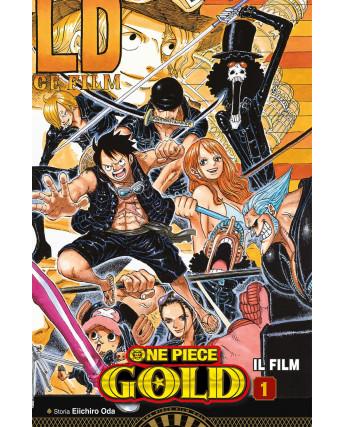 One Piece Film  1 anime comics di Eiichiro Oda ed.Star Comics NUOVO