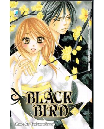 Black Bird  6 di Kanoko Sakurakouji ed.Star Comics