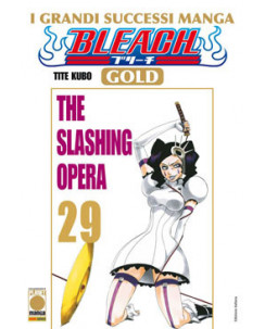 Bleach Gold n. 29 di Tite Kubo ed.Panini