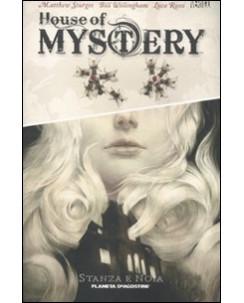 House of Mystery  1 di Willingham ed.Planeta de Agostini NUOVO SU17
