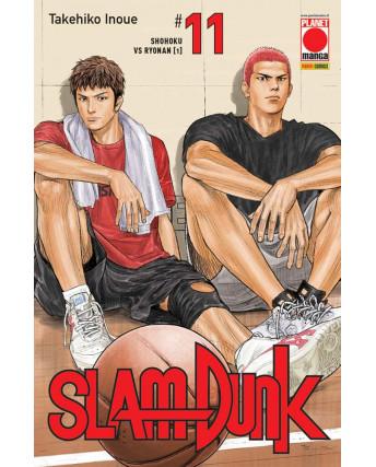 Slam Dunk 11 NUOVA EDIZIONE di Takehiko Inoue ed.Panini