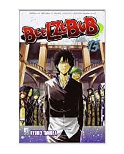 Beelzebub n.15 di Ryuhei Tamura ed. Star Comics NUOVO