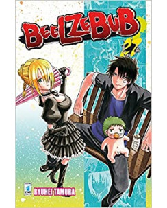 Beelzebub n.27 di Ryuhei Tamura ed. Star Comics