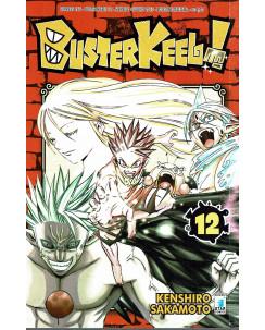 Buster Keel! di Kenshiro Sakamoto N. 12 ed. Star Comics