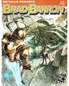 BRAD BARRON n. 10 metallo pesante di Tito Faraci ed. BONELLI