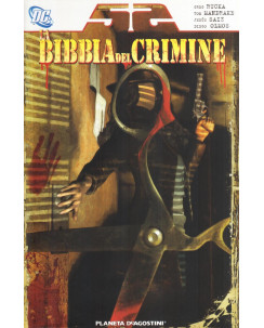 52 la bibbia del crimine di Rucka storia completa ed.Planeta NUOVO SU20
