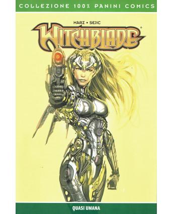 100% Cult Comics Witchblade: quasi umana ed. Panini NUOVO SU12