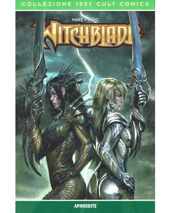100% Cult Comics Witchblade: Aphrodite ed. Panini NUOVO SU12