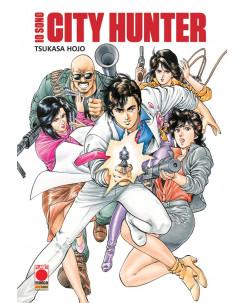 io sono City Hunter di Tsukasa Hojo volume CARTONATO NUOVO ed.Panini Comics