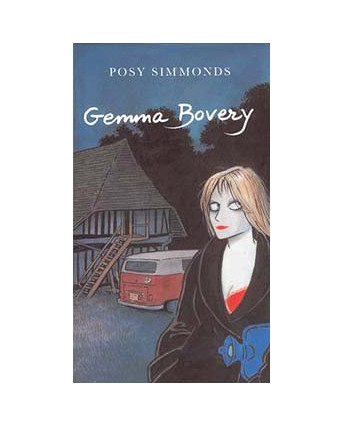 Gemma Bovery di Posy Simmons ed.Hazard FU12