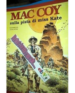 Eternauta n.190 Mac Coy sulla pista di Ms Kate di Gourmelen ed.Comic Art  FU01